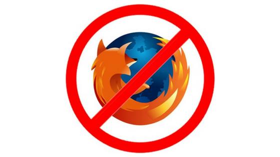 Проблемы с использованием Firefox 48
